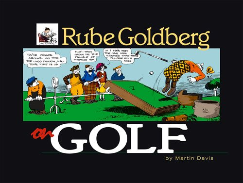9781888531077: Rube Goldberg on Golf