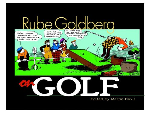 9781888531084: Rube Goldberg on Golf