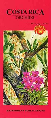 9781888538700: Costa Rica: Orchids