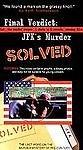 9781888548075: Final Verdict: JFK's Murder--Solved! [VHS]