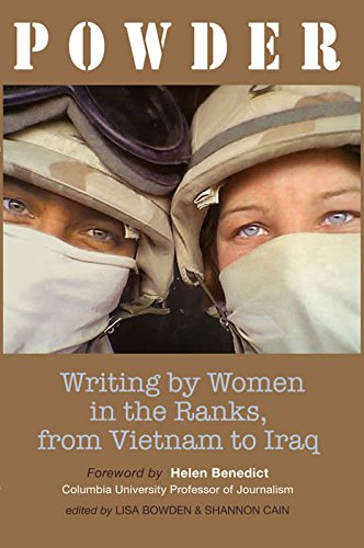 9781888553253: Powder: Writing by Women in Ranks, from Vietnam to Iraq