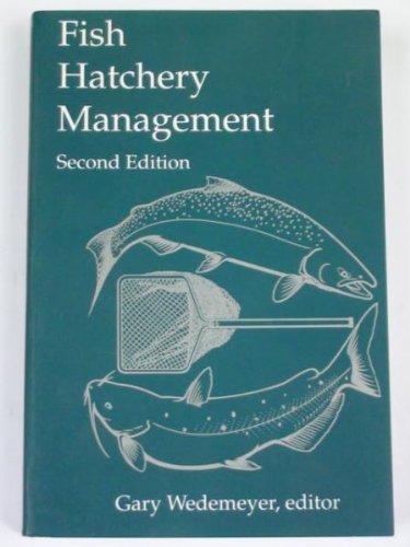 9781888569261: Fish Hatchery Management