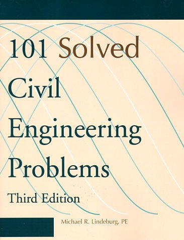 9781888577327: 101 Solved Civil Engineering Problems