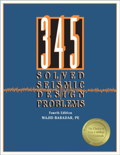 9781888577358: 345 Solved Seismic Design Problems, 4th Edition