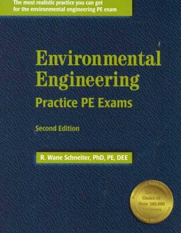 9781888577440: Environmental Engineering Practice PE Exams