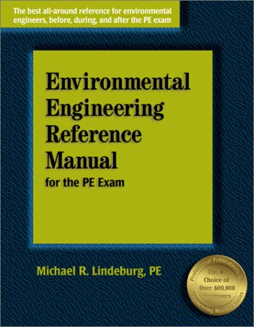 9781888577549: Environmental Engineering Reference Manual for the PE Exam
