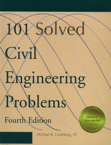 9781888577624: 101 Solv Civil Engineering Problems