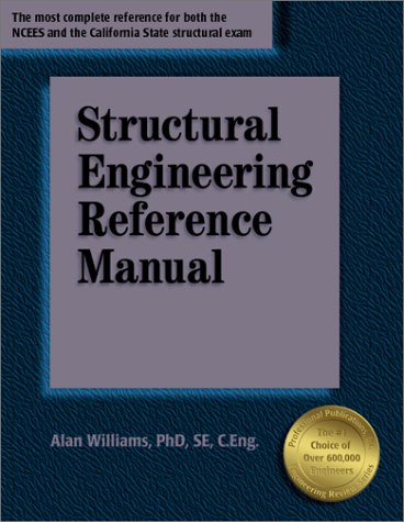 9781888577631: Structural Engineering Reference Manual