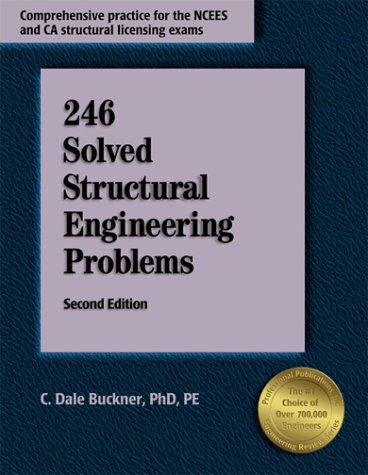 9781888577730: 246 Solved Structural Engineering Problems