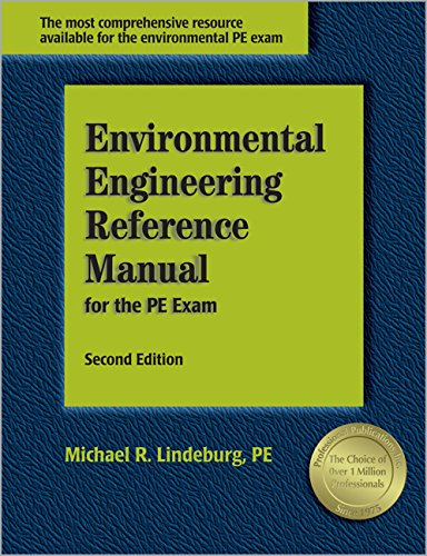 9781888577983: Environmental Engineering Reference Manual for the PE Exam, Second Edition