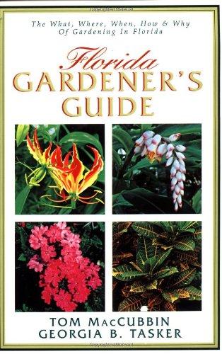 9781888608311: Florida Gardener's Guide