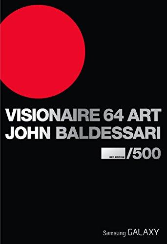9781888645989: Visionaire No. 64: Art, Baldessari Red Edition