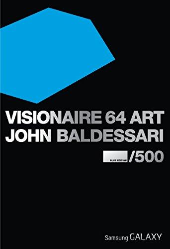 9781888645996: Visionaire No. 64: Art, Baldessari Blue Edition