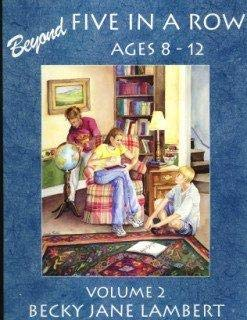 9781888659146: Beyond Five In A Row Ages 8-12 volume 2