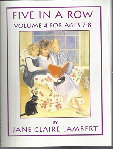 Five in a Row Volume 4 for: Jane Claire Lambert