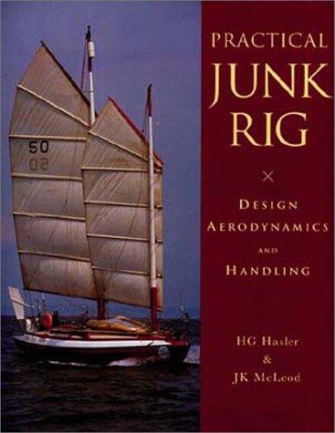 9781888671018: Practical Junk Rig: Design, Aerodynamics & Handling