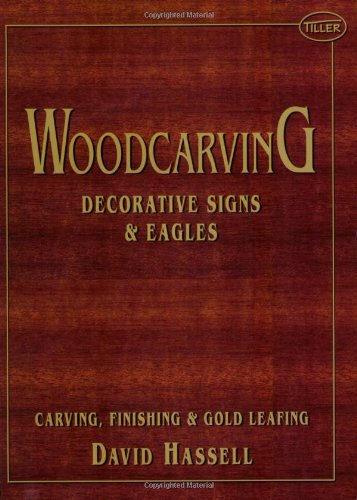 Woodcarving: Decorative Signs & Eagles: Decorative Signs & Eagles: David Hassell