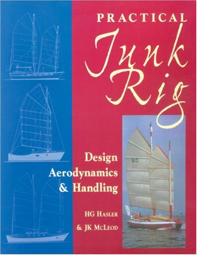 9781888671384: Practical Junk Rig: Design Aerodynamics & Handling