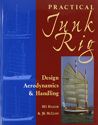 9781888671421: Practical Junk Rig: Design Aerodynamics & Handling