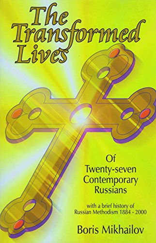 9781888676099: The transformed lives: Of twenty-seven contemporary Russians