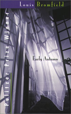 9781888683318: Early Autumn: A Story of a Lady