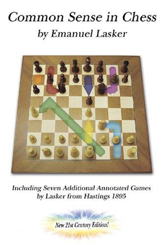 9781888690408: Common Sense in Chess, New 21st Century Edition