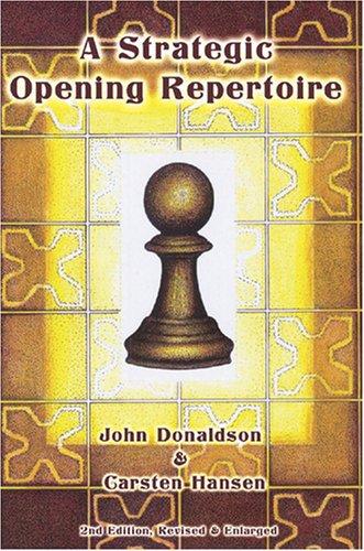 9781888690415: A Strategic Opening Repertoire