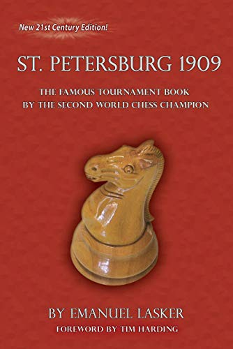 9781888690460: The International Chess Congress St. Petersburg 1909