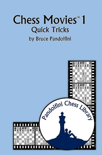 9781888690729: Chess Movies 1: Quick Tricks (The Pandolfini Chess Library)