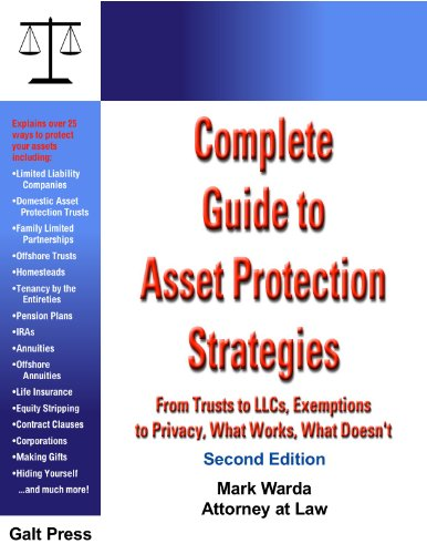 9781888699111: Complete Guide to Asset Protection Strategies