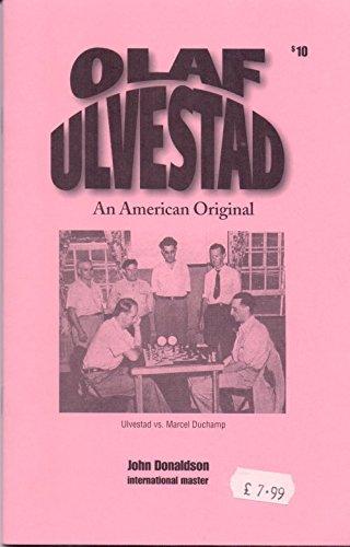 Olaf Ulvestad: An American original (188871011X) by Donaldson, John