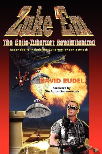 9781888710397: Zuke 'em - The Colle-Zukertort Revolutionized: A Chess Opening for Everyone.
