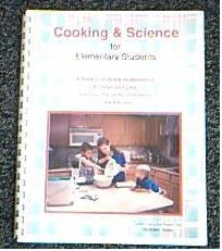 9781888717099: Cooking and Science for Elementary Students