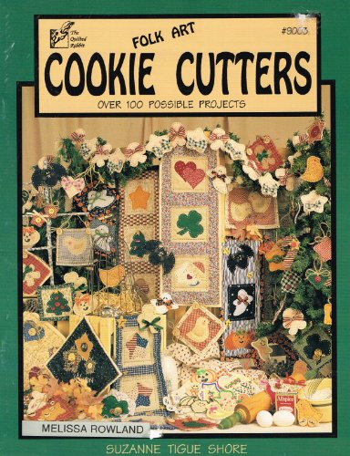 9781888718034: Folk Art Cookie Cutters