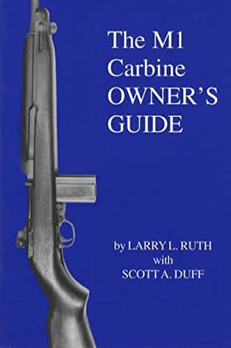 9781888722093: The M1 carbine owner's guide