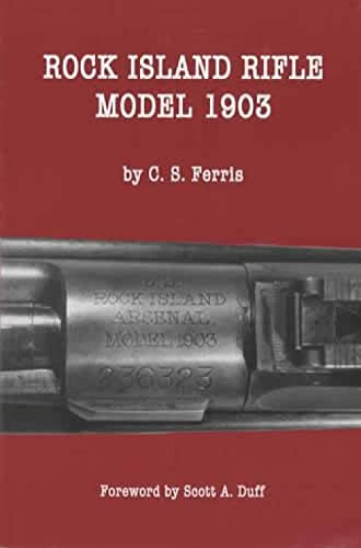 Rock Island rifle, model 1903 (1888722118) by C. S Ferris