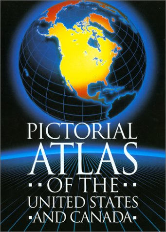9781888777079: Pictorial Atlas of the United States and Canada