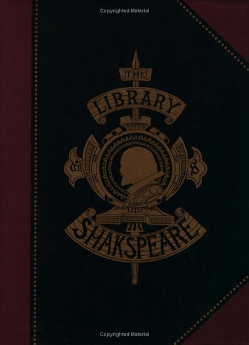 The Library Shakspeare: William Shakespeare