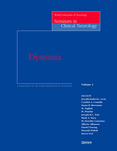 Dystonia: Pt. 3 (Global Issues for the: Joseph Jankovic