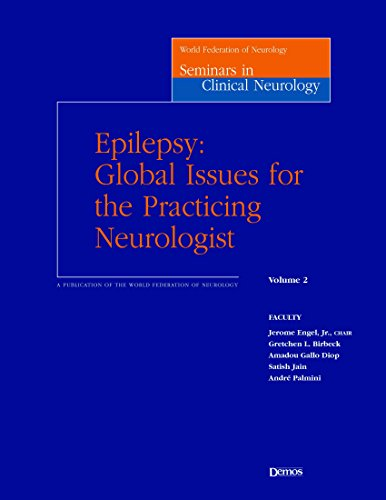 9781888799880: Epilepsy: Global Issues for the Practicing Neurologist (World Federation of Neurology Seminars in Clinical Neurology)