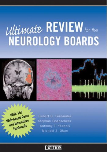 9781888799910: Ultimate Review for the Neurology Boards