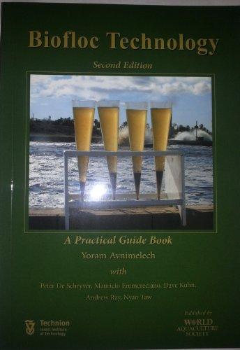 9781888807165: Biofloc Technology a Practical Guide Book