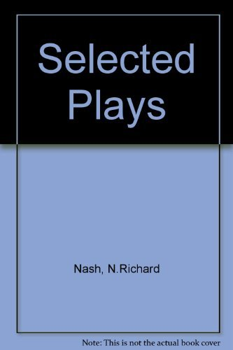 9781888825015: Selected Plays