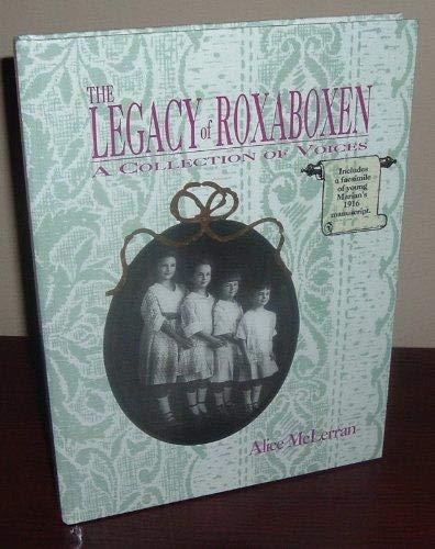 9781888842081: The Legacy of Roxaboxen