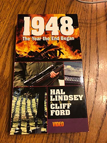 9781888848380: 1948: The Year the End Began [VHS]