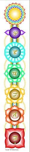 9781888861082: Chakra Poster