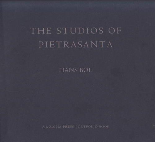 Studios of Pietrastanta: Hans Bol