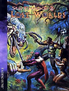 9781888906219: Star Crusade 2: Lost Worlds (Fading Suns)
