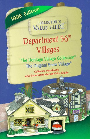 9781888914184: Department 56 Village Collector's Value Guide: 1998