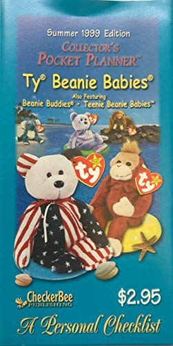 Ty Beanie Babies: Collector's Pocket Planner : Summer 1999